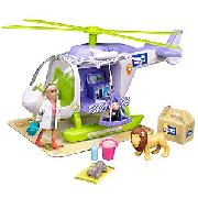 Animal Hospital Safari Helicopter