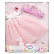 Baby Born Princess Outfit