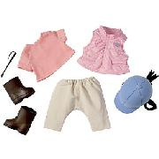 Baby Born Riding Outfit