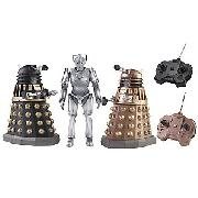 Doctor Who Battle Pack with Cyberman