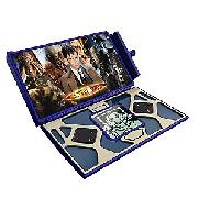 Dr Who Cyber Adventures LCD Game
