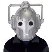 Dr Who Cyberman Helmet