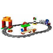 Lego Duplo 5554 Thomas Load and Carry and Train Set