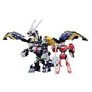 Power Rangers Mystic Force Titan Megazord