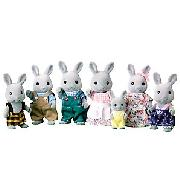 Sylvanian Families Babblebrook Rabbit Family