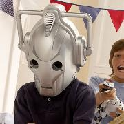 Dr Who - Cyberman Voice Changer