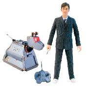 Dr Who - Radio Control K9 and Figure