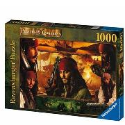 Pirates of the Caribbean - Jigsaw 1000 Pieces