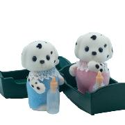 Sylvanian Families - Dalmation Baby