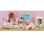 Sylvanian Families - Nursery Bedroom Set