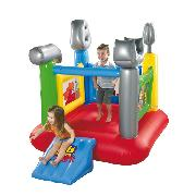 Bob the Builder Inflatable Tool Centre Bouncy Castle