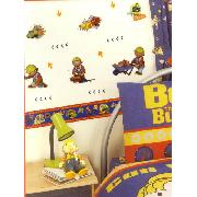 Bob the Builder Wall Stickers Stikarounds 48 Pieces