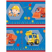 "Bob the Builder Wallpaper Border 7"" Blue"