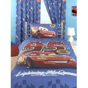 Disney Cars Curtains 'Piston Cup' Design