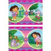 Dora the Explorer Self Adhesive Wallpaper Border