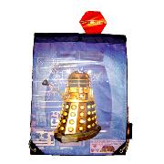 Dr Who Dalek Trainer Bag Backpack Rucksack