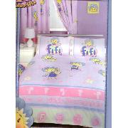 Fifi and the Flowertots Come and Play Double Duvet Cover and Pillowcase Bedding