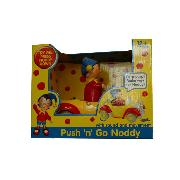 Noddy Push N Go Car