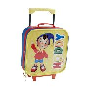 Noddy Wheeled Trolley Wheelie Bag