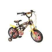 "Power Rangers Bike 14"" Deluxe Bicycle PWR214 (Uk Mainland Only)"