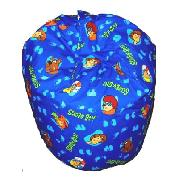 Scooby Doo Bean Bag Mystery Machine Design (Uk Mainland Only)