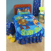 Scooby Doo Duvet Cover and Pillowcase Mystery Machine Design Bedding