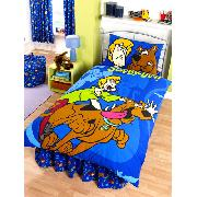 Scooby Doo Duvet Cover and Pillowcase Spooky Design Bedding