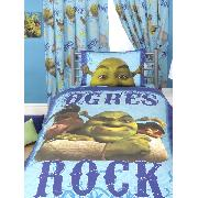 Shrek 3 Ogres Rock Curtains