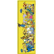 Simpsons Poster 'Stars' Design Maxi DP0061