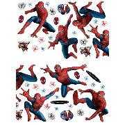 Spiderman 3 Stikarounds Wall Stickers 39 Pieces