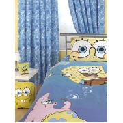 Spongebob Squarepants 'Dropping In' Curtains