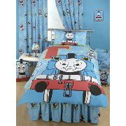 Thomas Duvet Cover and Pillowcase 'Big T' Design Bedding - Brand New Release