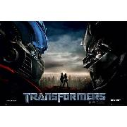Transformers Head-On Poster Maxi FP1823