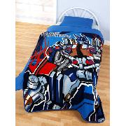 Transformers Printed Fleece Blanket