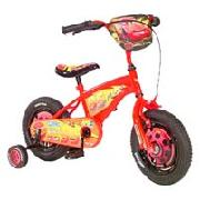 "12"" Cars Lightning Mcqueen Bike"