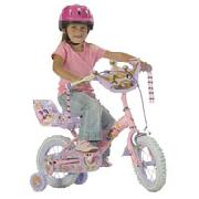 "12"" Disney Princess Bike"