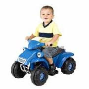 6V Bob the Builder Scrambler Quad Bike