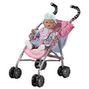 Baby Born Stroller with Net