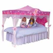 Barbie Four Poster Bed Canopy