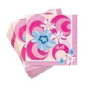Barbie Napkins