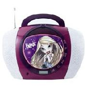Bratz Handbag Cd Boom Box