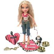 Bratz Pampered Pupz Girl