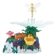 Disney Fairies 'I Believe' Flying Fairy Playset