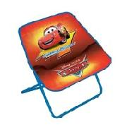Disney Pixar Cars Metal Folding Chair