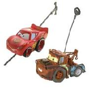 Disney Pixar Cars Rip Stick Racers 2 Pack