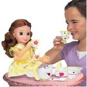 "Disney Princess 15"" Teatime Belle Doll"