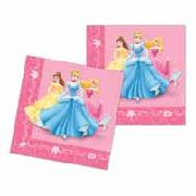 Disney Princess 20 Napkins