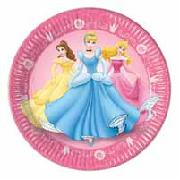 Disney Princess 8 Plates