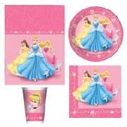 Disney Princess Partyware Pack