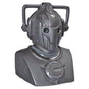 Doctor Who Cyberman Cookie Jar
